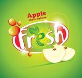 Vers Apple Royalty-vrije Stock Foto's