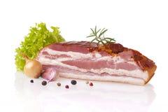 Vers bacon Royalty-vrije Stock Afbeelding