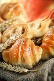 Vers bakkerijproduct stock afbeelding