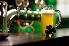 Vers bier royalty-vrije stock afbeelding