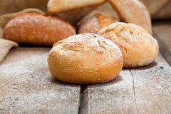 Vers broodje Stock Afbeeldingen