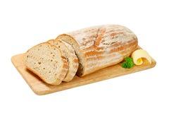 Vers continentaal brood royalty-vrije stock afbeelding