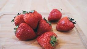 Vers die fruit direct van de tuin in Indonesi? wordt geplukt stock afbeeldingen