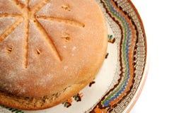 Vers eigengemaakt brood royalty-vrije stock foto
