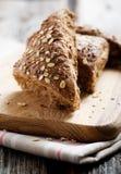 Vers eigengemaakt brood Royalty-vrije Stock Fotografie