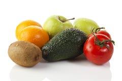 Vers en Gezond Voedsel stock fotografie