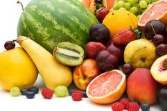 Vers fruit. Stock Afbeelding