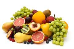 Vers fruit. Stock Afbeeldingen