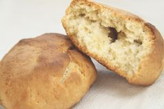 Vers gebakken brood. Royalty-vrije Stock Fotografie