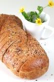 Vers Gebakken Brood Stock Foto