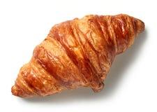 Vers gebakken croissant royalty-vrije stock foto