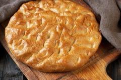 Vers gebakken traditioneel brood Stock Afbeeldingen