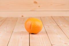 Vers geoogste grapefruit Stock Afbeelding