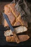 Vers Gesneden Brood stock foto