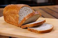 Vers Gouden Toostbrood stock afbeeldingen