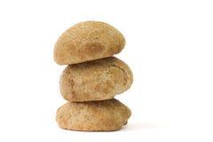 Vers heet brood Royalty-vrije Stock Afbeeldingen