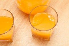 Vers Jus d'orange Royalty-vrije Stock Fotografie