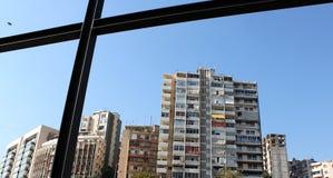 Vers la ville Images libres de droits