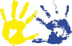 Vers le bas jour de syndrom Photos libres de droits