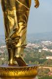 Vers le Dharma Photo libre de droits