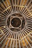 Vers le haut dans la tour Photo stock