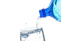 Vers mineraalwater Stock Afbeelding
