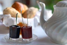 Vers ontbijt Royalty-vrije Stock Foto