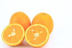 Vers oranje fruit Stock Foto