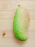 Vers organisch traditioneel Thais mango's hoog vitaminen en mineraal Royalty-vrije Stock Afbeeldingen