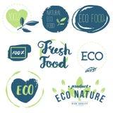 Vers, organisch, vrij gluten, 100% bio, premiekwaliteit, plaatselijk Royalty-vrije Stock Foto