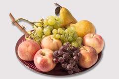Vers riped vruchten Royalty-vrije Stock Afbeelding