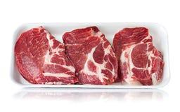 Vers ruw Vlees royalty-vrije stock foto