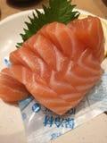 Vers Salmon Belly Royalty-vrije Stock Foto