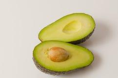 Vers tropisch voedsel, gezond avocadofruit Royalty-vrije Stock Afbeelding