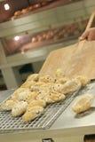 Vers van de Oven - Knapperige Broodjes 2 Royalty-vrije Stock Afbeelding