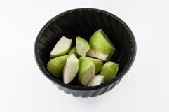 Vers van het fruit van de Guave Stock Fotografie