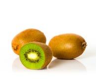 Vers van kivifruit Stock Afbeeldingen