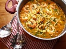 Vers Vissen Gastronomisch Diner stock fotografie