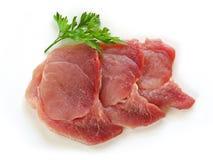 Vers vlees Royalty-vrije Stock Foto