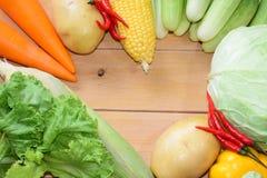 vers voedsel vegetable Royalty-vrije Stock Foto's