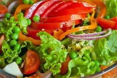 Vers voedsel voor het gezond leven Royalty-vrije Stock Foto