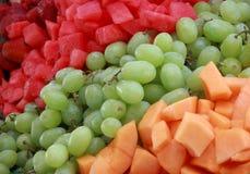 Vers voorbereid fruit Stock Afbeeldingen