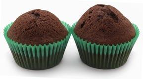 Vers voorbereide eigengemaakte muffin royalty-vrije stock foto