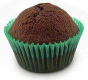 Vers voorbereide eigengemaakte muffin stock foto's