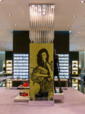 Versace Boutique in Dubai Mall Royalty Free Stock Image