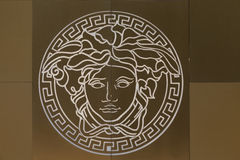 Versace logo Royalty Free Stock Photography