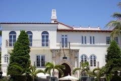Versace Mansion Miami Beach Stock Photography