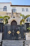 Versace mansion in Miami, Florida Stock Images