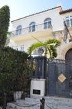 Versace mansion in Miami, Florida Stock Image