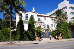 Versace mansion Stock Photos
